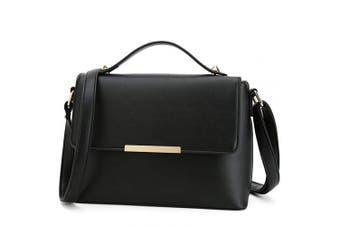 (Black) - Designer Cross Body Bag for Women Ladies Shoulder Bag Stylish Handbags for Women