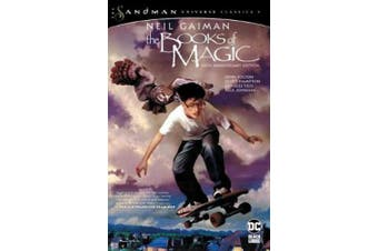 The Books of Magic 30th Anniversary Edition