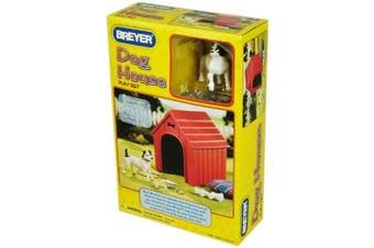 Breyer B1508 Dog House Animal Play Set