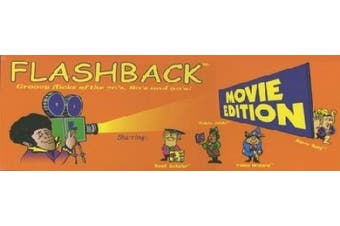 Flashback Game Movie Edition Board Game