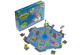 Dexters Incredible Invention Board Game