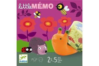Djeco / Little Memo Memory Game