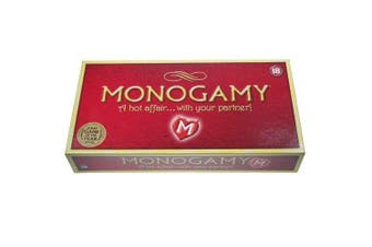 (One Size, Red) - Monogamy Game
