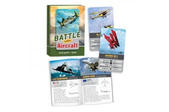 Aircraft, Battle cards and book