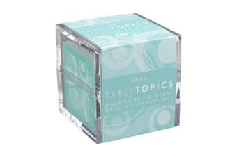 TABLETOPICS Teen: Questions to Start Great Conversations by TableTopics