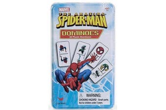 Marvel THE AMAZING SPIDERMAN DOMINOES Spider-Man
