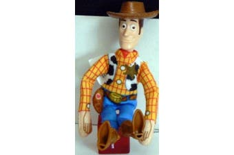 TOY Story - Burger King-Kids Club WOODY figure