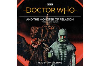 Doctor Who and the Monster of Peladon: 3rd Doctor Novelisation [Audio]