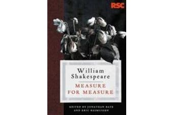 Measure for Measure (The RSC Shakespeare)