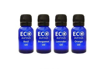 Eco Aurous Refresh Essential Oils Set for Relaxation