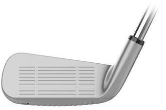 (Left, steel, Regular) - Square Strike Irons - 7, 8, 9 Irons - Golf Iron Set for Men & Women