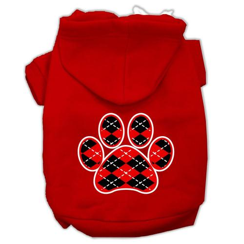 Argyle Paw Red Screen Print Pet Hoodies Red Size Med (12) A poly/cotton sleeved hoodie for cold weather days, double stitched in all the right places for comfort and durability!Product Summary : New Pet Products/Screen Print Hoodies/Argyle Paw Red Screen Print Pet Hoodies@Pet Apparel/Dog Hoodies/Screen Print Hoodies/Argyle Paw Red Screen Print Pet Hoodies@Pet Apparel/Dog Hoodies/Screen Print Hoodies COPY/Argyle Paw Red Screen Print Pet Hoodies A poly/cotton sleeved hoodie for cold weather days, double stitched in all the right places for comfort and durability! Product Summary : New Pet Products/Screen Print Hoodies/Argyle Paw Red Screen Print Pet Hoodies@Pet Apparel/Dog Hoodies/Screen Print Hoodies/Argyle Paw Red Screen Print Pet Hoodies@Pet Apparel/Dog Hoodies/Screen Print Hoodies COPY/Argyle Paw Red Screen Print Pet Hoodies