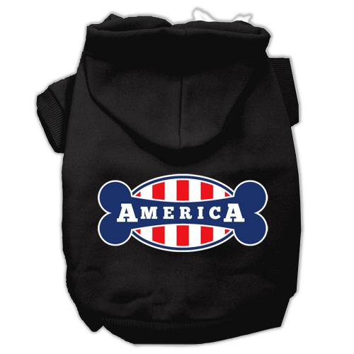 Bonely in America Screen Print Pet Hoodies Black Size Lg (14) A poly/cotton sleeved hoodie for cold weather days, double stitched in all the right places for comfort and durability!Product Summary : New Pet Products/Screen Print Hoodies/Bonely in America Screen Print Pet Hoodies@Pet Apparel/Dog Hoodies/Screen Print Hoodies/Bonely in America Screen Print Pet Hoodies@Pet Apparel/Dog Hoodies/Screen Print Hoodies COPY/Bonely in America Screen Print Pet Hoodies A poly/cotton sleeved hoodie for cold weather days, double stitched in all the right places for comfort and durability! Product Summary : New Pet Products/Screen Print Hoodies/Bonely in America Screen Print Pet Hoodies@Pet Apparel/Dog Hoodies/Screen Print Hoodies/Bonely in America Screen Print Pet Hoodies@Pet Apparel/Dog Hoodies/Screen Print Hoodies COPY/Bonely in America Screen Print Pet Hoodies
