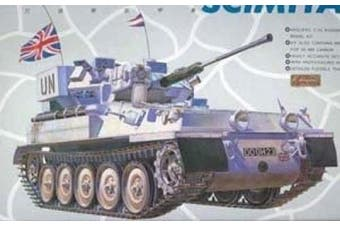 AFV Club 3513 Scimitar CVR(T) FV107 1:35 Plastic Kit