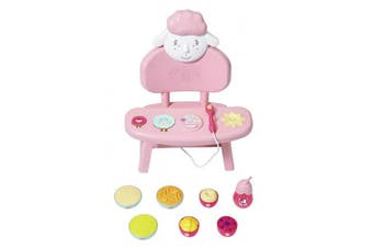 Baby Annabell 701911 Lunch Time Table, Multi