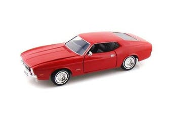 1971 Ford Mustang Sportsroof 1/24 Red