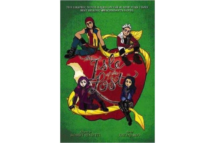 Isle of the Lost (Descendants Graphic Novel #1) (Disney Descendants)