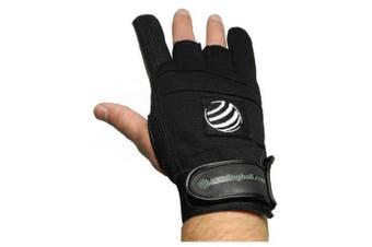 (Small, Left) - bowlingball.com Monster Grip Bowling Glove