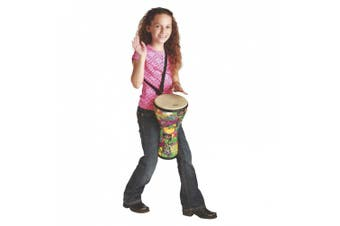 Remo Kid's Percussion 20cm x 36cm Pre-tuned Djembe