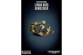 Citadel Astra Militarum Leman Russ Demolisher Warhammer 40,000