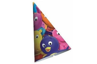 Backyardigans Birthday Party Supplies - Cone Hat