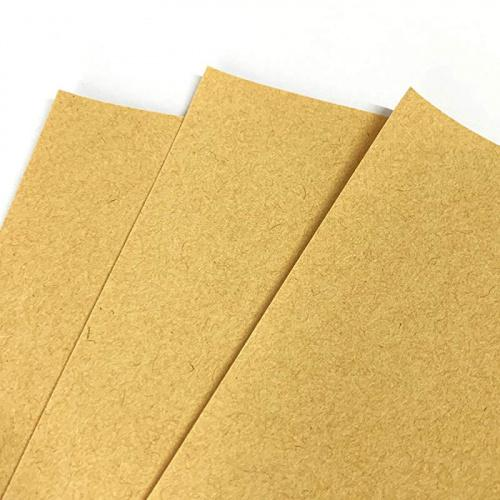 22cm x 28cm Brown Kraft Paper 12kg. Bond 100 GSM 100 Sheets