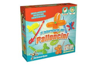 Science4you – The Laboratory of Balloons, Educational Toy
