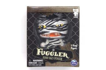 Fuggler Funny Ugly Monsters Zebra Print Sir Horns 7.6cm Series 2 Collectible Vinyl Figure
