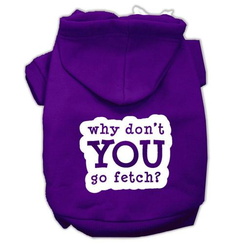 You Go Fetch Screen Print Pet Hoodies Purple Size Sm (10) A poly/cotton sleeved hoodie for cold weather days, double stitched in all the right places for comfort and durability!Product Summary : New Pet Products/Screen Print Hoodies/You Go Fetch Screen Print Pet Hoodies@Pet Apparel/Dog Hoodies/Screen Print Hoodies/You Go Fetch Screen Print Pet Hoodies@Pet Apparel/Dog Hoodies/Screen Print Hoodies COPY/You Go Fetch Screen Print Pet Hoodies A poly/cotton sleeved hoodie for cold weather days, double stitched in all the right places for comfort and durability! Product Summary : New Pet Products/Screen Print Hoodies/You Go Fetch Screen Print Pet Hoodies@Pet Apparel/Dog Hoodies/Screen Print Hoodies/You Go Fetch Screen Print Pet Hoodies@Pet Apparel/Dog Hoodies/Screen Print Hoodies COPY/You Go Fetch Screen Print Pet Hoodies