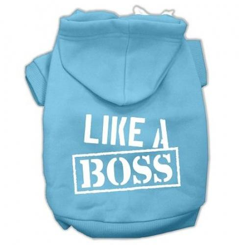 Like a Boss Screen Print Pet Hoodies Baby Blue Size Med (12) A poly/cotton sleeved hoodie for cold weather days, double stitched in all the right places for comfort and durability!Product Summary : New Pet Products/Screen Print Hoodies/Like a Boss Screen Print Pet Hoodies@Pet Apparel/Dog Hoodies/Screen Print Hoodies/Like a Boss Screen Print Pet Hoodies@Pet Apparel/Dog Hoodies/Screen Print Hoodies COPY/Like a Boss Screen Print Pet Hoodies A poly/cotton sleeved hoodie for cold weather days, double stitched in all the right places for comfort and durability! Product Summary : New Pet Products/Screen Print Hoodies/Like a Boss Screen Print Pet Hoodies@Pet Apparel/Dog Hoodies/Screen Print Hoodies/Like a Boss Screen Print Pet Hoodies@Pet Apparel/Dog Hoodies/Screen Print Hoodies COPY/Like a Boss Screen Print Pet Hoodies