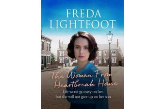 The Woman from Heartbreak House (The Poor House Lane Sagas)