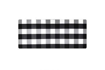 50cm X 120cm Buffalo Ustide Retro Laundry Room Rug Black And White Kitchen Mats Buffalo Plaid Floor Mat Non Slip Kitchen Rug Carpet Runner 50cm X 120cm Matt Blatt