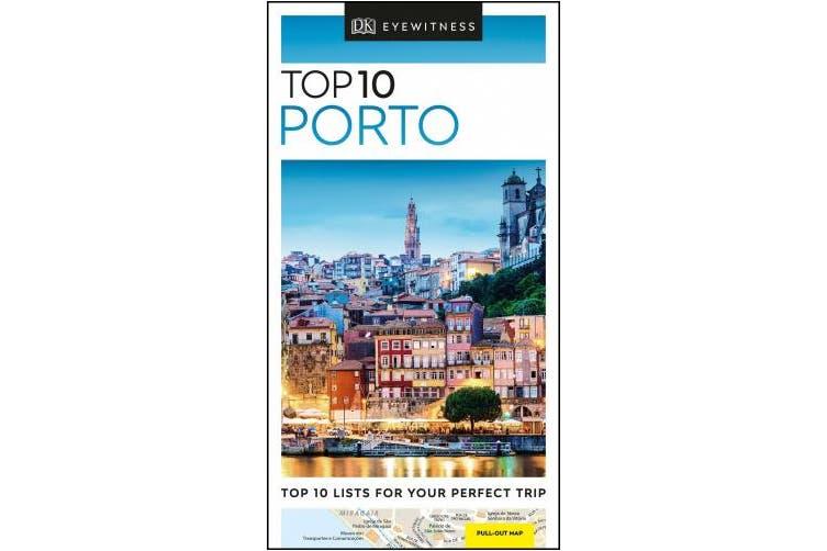DK Eyewitness Top 10 Porto (Pocket Travel Guide)
