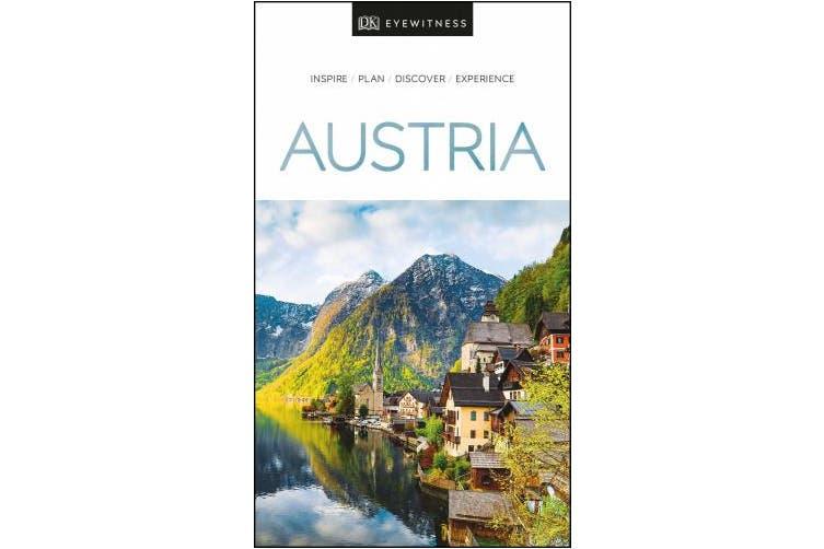 DK Eyewitness Austria (Travel Guide)