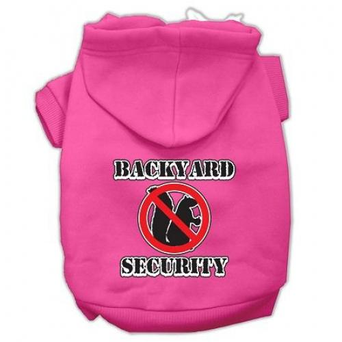 Backyard Security Screen Print Pet Hoodies Bright Pink Size XXL (18) A poly/cotton sleeved hoodie for cold weather days, double stitched in all the right places for comfort and durability!Product Summary : New Pet Products/Screen Print Hoodies/Backyard Security Screen Print Pet Hoodies@Pet Apparel/Dog Hoodies/Screen Print Hoodies/Backyard Security Screen Print Pet Hoodies@Pet Apparel/Dog Hoodies/Screen Print Hoodies COPY/Backyard Security Screen Print Pet Hoodies A poly/cotton sleeved hoodie for cold weather days, double stitched in all the right places for comfort and durability! Product Summary : New Pet Products/Screen Print Hoodies/Backyard Security Screen Print Pet Hoodies@Pet Apparel/Dog Hoodies/Screen Print Hoodies/Backyard Security Screen Print Pet Hoodies@Pet Apparel/Dog Hoodies/Screen Print Hoodies COPY/Backyard Security Screen Print Pet Hoodies