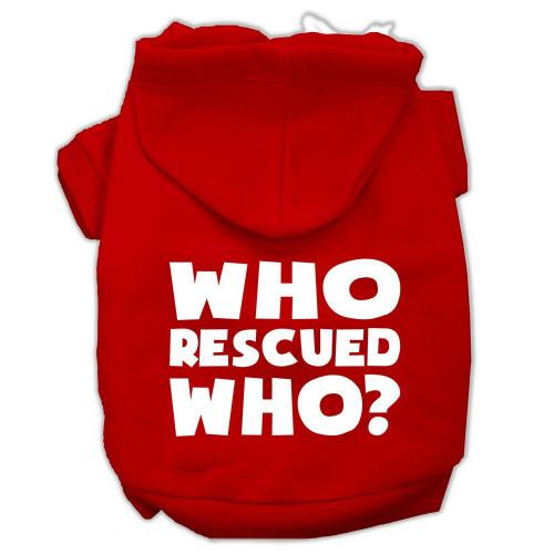 Who Rescued Who Screen Print Pet Hoodies Red Size Med (12) A poly/cotton sleeved hoodie for cold weather days, double stitched in all the right places for comfort and durability!Product Summary : New Pet Products/Screen Print Hoodies/Who Rescued Who Screen Print Pet Hoodies@Pet Apparel/Dog Hoodies/Screen Print Hoodies/Who Rescued Who Screen Print Pet Hoodies@Pet Apparel/Dog Hoodies/Screen Print Hoodies COPY/Who Rescued Who Screen Print Pet Hoodies A poly/cotton sleeved hoodie for cold weather days, double stitched in all the right places for comfort and durability! Product Summary : New Pet Products/Screen Print Hoodies/Who Rescued Who Screen Print Pet Hoodies@Pet Apparel/Dog Hoodies/Screen Print Hoodies/Who Rescued Who Screen Print Pet Hoodies@Pet Apparel/Dog Hoodies/Screen Print Hoodies COPY/Who Rescued Who Screen Print Pet Hoodies