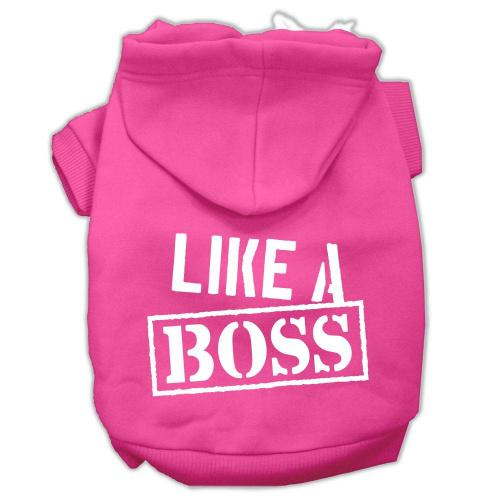 Like a Boss Screen Print Pet Hoodies Bright Pink Size XXXL (20) A poly/cotton sleeved hoodie for cold weather days, double stitched in all the right places for comfort and durability!Product Summary : New Pet Products/Screen Print Hoodies/Like a Boss Screen Print Pet Hoodies@Pet Apparel/Dog Hoodies/Screen Print Hoodies/Like a Boss Screen Print Pet Hoodies@Pet Apparel/Dog Hoodies/Screen Print Hoodies COPY/Like a Boss Screen Print Pet Hoodies A poly/cotton sleeved hoodie for cold weather days, double stitched in all the right places for comfort and durability! Product Summary : New Pet Products/Screen Print Hoodies/Like a Boss Screen Print Pet Hoodies@Pet Apparel/Dog Hoodies/Screen Print Hoodies/Like a Boss Screen Print Pet Hoodies@Pet Apparel/Dog Hoodies/Screen Print Hoodies COPY/Like a Boss Screen Print Pet Hoodies
