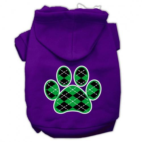 Argyle Paw Green Screen Print Pet Hoodies Purple Size XXL (18) A poly/cotton sleeved hoodie for cold weather days, double stitched in all the right places for comfort and durability!Product Summary : New Pet Products/Screen Print Hoodies/Argyle Paw Green Screen Print Pet Hoodies@Pet Apparel/Dog Hoodies/Screen Print Hoodies/Argyle Paw Green Screen Print Pet Hoodies@Pet Apparel/Dog Hoodies/Screen Print Hoodies COPY/Argyle Paw Green Screen Print Pet Hoodies A poly/cotton sleeved hoodie for cold weather days, double stitched in all the right places for comfort and durability! Product Summary : New Pet Products/Screen Print Hoodies/Argyle Paw Green Screen Print Pet Hoodies@Pet Apparel/Dog Hoodies/Screen Print Hoodies/Argyle Paw Green Screen Print Pet Hoodies@Pet Apparel/Dog Hoodies/Screen Print Hoodies COPY/Argyle Paw Green Screen Print Pet Hoodies