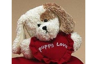 Boyds Bears Valentine Dog Puppy Love #82052