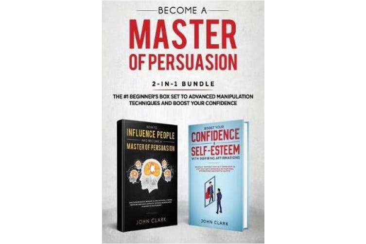 Become A Master of Persuasion 2-in-1 Bundle