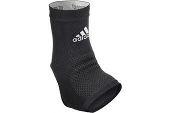 (L, Black) - adidas Performance Climacool Ankle Support