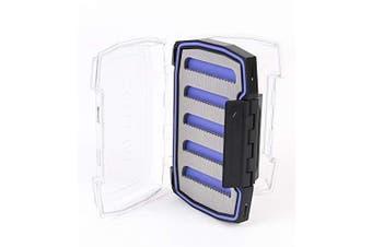 (184, Purple) - Wetfly Nitrobox Slotted Foam Fly Tackle Fishing Box
