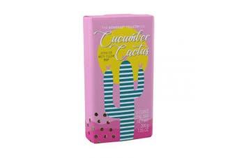 (Cucumber Cactus) - Bath Fizzer Bar 200g - Cucumr Cactus