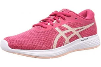 (5 UK, Pink (Rose Petal/Breeze 700)) - ASICS Women's Patriot 11 Running Shoes