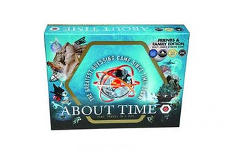About Time Board Game : Friends and Family Edition