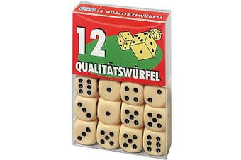 Ravensburger 27097 2 Dice (12-Piece)