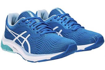 (9 UK, Directoire Blue/White) - ASICS Womens 1012A467 Gel-Pulse 11