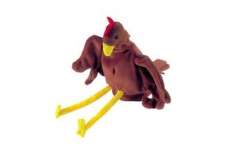(Chicken) - Fabric Chicken/Hen Hand Puppet