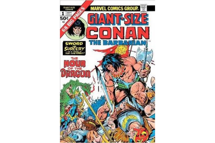 Conan: The Hour Of The Dragon