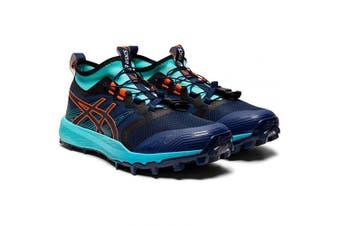 (6 UK, Blue (Blue Expanse/Blue Expanse 400)) - ASICS Women's Fujitrabuco Pro Running Shoes